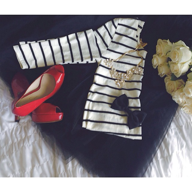 Parisian Styled Outfit Jessica B